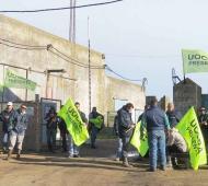 150 trabajadores de Balcarce quedaron en la calle.