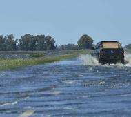Obras para paliar el drama de las inundaciones en la provincia de Buenos Aires.