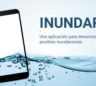 Investigadores de Bahía Blanca crearon una app para prevenir inundaciones