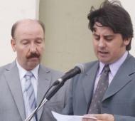 José Inza y Daniel Mujica.