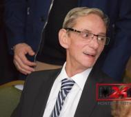 Tres días de duelo en Monte por el fallecimiento del exintendente Raúl Iribarne
