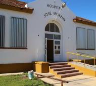 """Es un trabajo entre el municipio y las autoridades del Hospital """"Irurzun"""""""