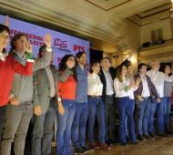 La izquierda definió sus candidatos en Provincia de Buenos Aires