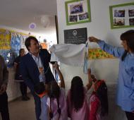 Un Jardín de General Rodríguez celebró 25 años. Jubar participó de la celebración e inauguración de la ampliación.