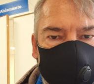 El diputado provincial Jorge D'Onofrio dio positivo de coronavirus