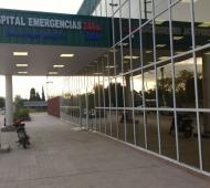 El joven estaba internado hace días un hospital público.