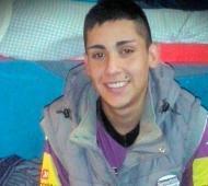 Matías Rivero, de 19 años, terminó muerto. Foto: Minutouno