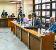 Continúa el juicio por crimen de Candela.