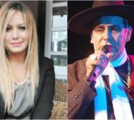 """""""Chaqueño"""" Palavecino y Karina estarán en La Plata."""