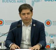El gobernador le respondió a Macri