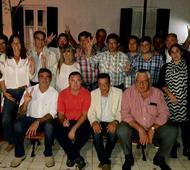 Los referentes kirchneristas de la Segunda Sección.