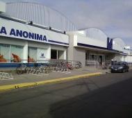 En La Anónima buscan achicar el pago de impuestos.