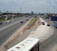 El pago del rescate se realizó en Puente La Noria.