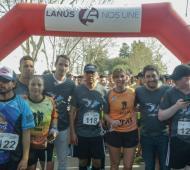 """Cuarta edición de la maratón """"Lanús corre por Malvinas"""""""