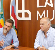 Lanús: Grindetti va con Diego Kravetz como primer candidato a concejal