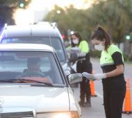 En La Plata desplegarán 120 puntos de control a peatones y vehículos