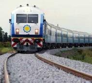 El tren une Constitución con Bahía Blanca