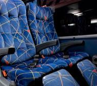 El personal a bordo se ocupará de controlarque los pasajeros cumplan con la medida.
