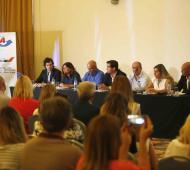 Presentaron la aerolínea Lasa, que unirá Mar del Plata con distintos puntos del país y Chile