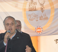 General Lavalle: Presentan el escudo municipal durante actos por el Día de la Bandera