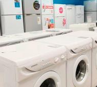 Lanzan crédito para compra de electrodomésticos de producción nacional