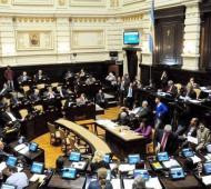 Los nombres y los partidos de los nuevos legisladores.