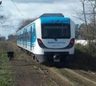 Tren Belgrano Sur: Avanza la vuelta a Marcos Paz con una prueba