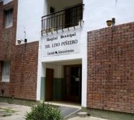 Los profesionales son del Hospital Municipal Lino Piñeiro