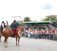 Coronel Dorrego presenta la 59° Fiesta Provincias de las Llanuras.