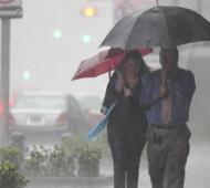 Renuevan el alerta por fuertes tormentas.