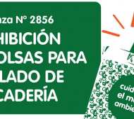 Lobos: A partir del 13 de junio se podrán usar sólo ecobolsas para traslado de mercaderías