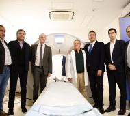 Lomas de Zamora: Insaurralde inaugura finalización del Hospital de Llavallol, junto a Massa y Máximo Kirchner