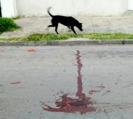 El hecho ocurrió en La Matanza. Foto: Minutouno