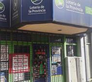 Vuelven a cerrar las agencias de Lotería en los municipios del AMBA