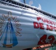Llega la 43º Peregrinación a Luján