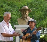 Madariaga celebra laSemana de Argentino Luna, el cantor nacido en ese distrito