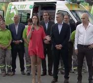La titular del Concejo Deliberante de Carlos Casares afirmó que el distrito espera por la llegada prometida del Same. Foto: Prensaado.