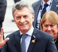 Macri arribó a Quito para la asunción de Lenin Moreno.