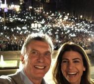 #24A Intendentes bonaerenses agradecieron la movilización y se expresaron a favor de Macri