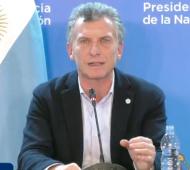 """Macri, el veto y crítica al peronismo: """"¿Querían hacer una demostración de poder?"""""""