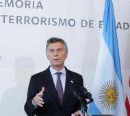 Macri anunció que EE.UU. entregará más documentos.