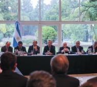 Gobernador de Neuquén anunció que Nación licitará gasoducto Vaca Muerta - Salliqueló en junio
