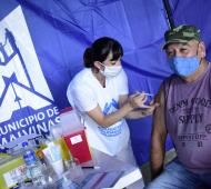 Vacunación Covid en Provincia: Malvinas Argentinas superó los 46 mil vacunados