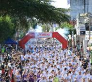 Nueva edición de la Maratón en General Rodríguez.