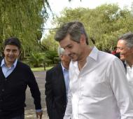 Marcos Peña y Jorge Macri. Foto: LaNoticia1.com