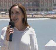 """Vidal inaugurará el viernes las playas del programa """"Verano en la Provincia"""". Foto: Prensa"""