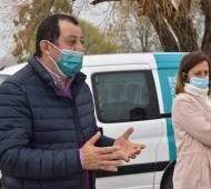 Marini preocupado por la situación sanitaria del distrito