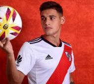 Martinez Quarta es defensor de River Plate