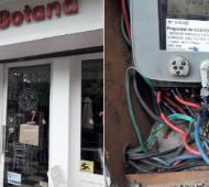 Papelón: Edenor le sacó medidor a local de Maru Botana por robo de energía