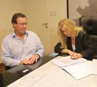 Paritaria de La Matanza: Magario dio un aumento de hasta 38% a municipales